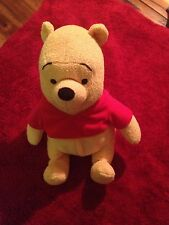 "Winnie The Pooh bean bag filled 9"" toy from Applause"