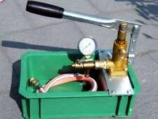 Prüfpumpe Prüfgeräte für Wasserleitungen SB 16 (16bar)