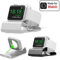 Charging Cradle Bracket For iWatch Apple Watch Station Charger Dock Holder Stand