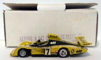 MRE Models 1/43 Scale 061 - Alpine A442 Official Le Mans 1977