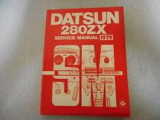 Werkstatthandbuch Service manual Datsun 280 ZX ( 1979 )