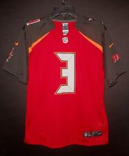 Youth Large Jameis Winston Tampa Bay Buccaneers Red Modern Nike Game Jersey NEW