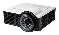 Optoma Ml1050st Vidéoprojecteur portable 1000ansi Lumen