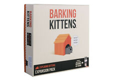 Exploding Kittens: Barking Kittens Game Expansion Brand New/Sealed