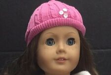 American Girl Doll Sweater Coat Set 2010 Retired Store Exclusive Pink Hat ONLY