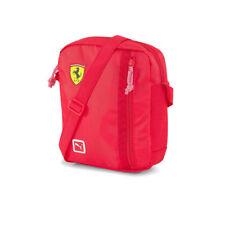 Puma Scuderia Ferrari fanwear портативный, унисекс через плечо наплечная сумка 076884 красный