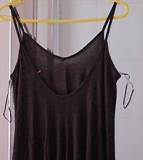 New size 10 BOOHOO Dahlia Swing Dress in black - strappy