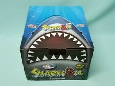 DeAgostini Sharks & Co. Maxxi Edition Serie 2 1 x Display / 16 Booster  Haie