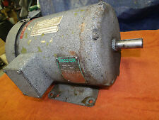 2Hp Baldor A36A11-94 Electric Motor 208-220/440 V 3 Ph 1725 Rpm 184 Frame 7/8 sh