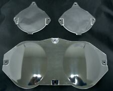 1969 1970 Ford Mustang Instrument Panel Bezel Lens Set