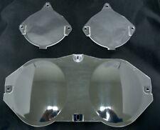 1969 1970 Ford Mustang Instrument Panel Bezel Lens Set