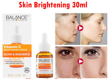 Active Vitamin C Brightening / whitening Face serum Glow Radiance Skin 30ml UK