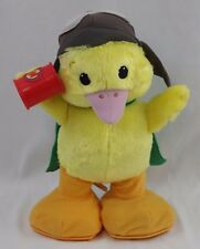 "Wonder Pets Dancing Singing Ming Ming 12"" Mattel - Tested Works!!"