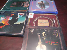 NICK DRAKE PINK MOON - BRYTER LAYTER - 5 LEAVES BOXS + FAMILY TREE 180G + BONUS