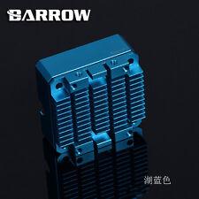 Barrow DDC Pump Lake Blue Housing Heatsink Mod Kit  Water cooling