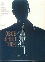 Peter Mieg - CONCERT für Oboe & Orchester - Klavierauszug