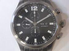 German Military Fliegerchronograph ETA / Valjoux 7750 Edelstahl NEU