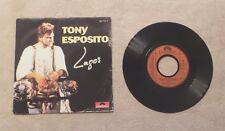 """DISQUE VINYLE 45T 7"""" SP MUSIQUE/ TONY ESPOSITO """"LAGOS"""" 1985 POP FOLK FUNK / SOUL"""