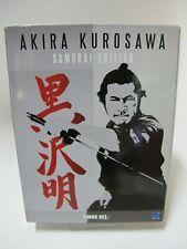 Akira Kurosawa - Samurai-Edition (2008)