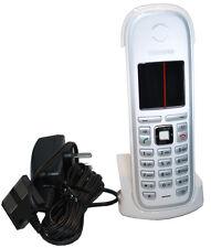 Mobilteil Handset Handteil mit Ladeschale Siemens Gigaset C47H C47 C470 C475