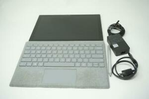 Microsoft Surface Pro LTE 256GB Intel i5 1807 Tablet Used G055