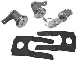 Ford Ignition and Door Lock Kit - Bronco, Galaxie, Fairlane, Mustang