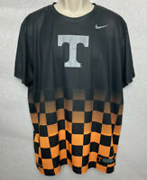 Men's The Nike Tee Size XL T-Shirt Dri-Fit Tennessee Logo Athletic Cut T Shirt