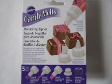 Candy Melts Decorating Tip Sets New Sealed and Unopened.