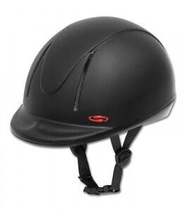 Waldhausen Swing H06 Adjustable Riding Hat - Matt Black or Unicorn - S, M & L