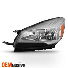 Fit 2013 2014 2015 2016 Ford Escape Driver Side Headlight Headlamp Replacement