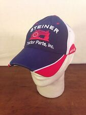 Men's Cotton Steiner Tractor Parts, Inc. Adjustable Baseball Cap Hat (CH1)