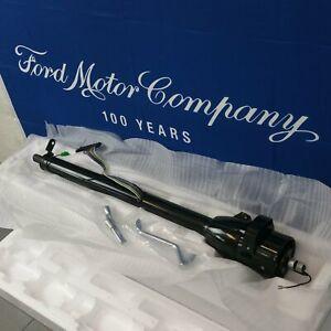 67-79 Ford F100 F150 Truck Black Steering Column Automatic Shift 5-Position Tilt