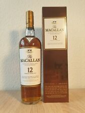 Macallan Sherry Oak, 12 Jahre, 40% 0.7L (Alte Abfüllung)