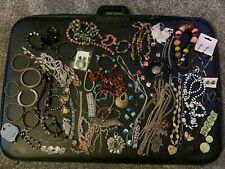 Vintage, Antique And Modern lot Of mixed jewellery, Just Over 2kg