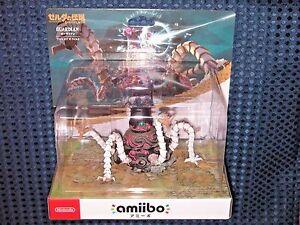 Nintendo Switch amiibo Legend of Zelda Guardian Breath of the Wild JAPAN Link FS