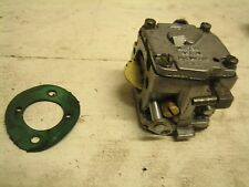 HUSQVARNA 266 PETROL CHAINSAW - GENUINE TILLOTSON CARBURETOR