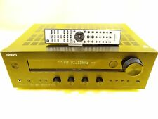 Multiroom-fähiger Netzwerk-Stereo-Receiver Onkyo Verstärker /WLAN/Bluetooth