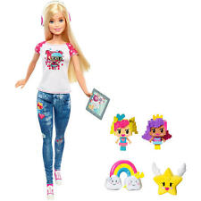 Barbie Video Game Hero Doll New for 2017