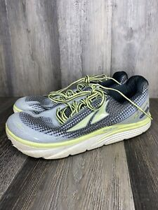 Altra Torin 3 Shoe Women's Running AFW1737F-3 Size 8 Gray Lime Green