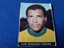 Mondiali MUNCHEN 74 E.PEREIRA BRASILE Figurina pubblicata da rivista d'epoca