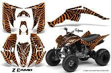 YAMAHA RAPTOR 350 GRAPHICS KIT CREATORX DECALS STICKERS Z CAMO O