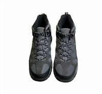 Khombu TYLER Mens Hiking Outdoor Tactical Leather Shoes Size 12M