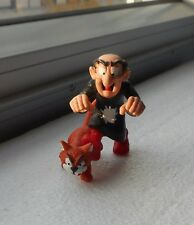 Smurfs Gargamel Figure Figurine Germany
