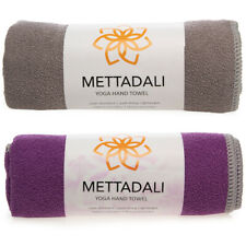 Yoga Hand Towel 24 x 15 Inch Microfiber Absorbent Soft Quick Dry Slip Resistant