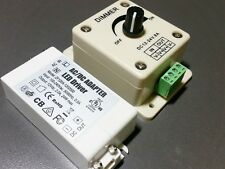 LED Driver 12V 24W 2A Power Adapter Supply CV with LED Dimmer 5050 5630 Strip