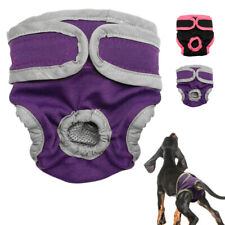 Pet Dog Puppy Diaper Pants Nappy Physiological Sanitary Panties Underwear Female