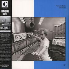 Francois Bayle - Electrucs! (Vinyl LP - 2018 - EU - Original)