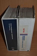 Werkstatthandbuch Wartungsanleitung Nissan Primera Modell W10 2 Ordner 1994