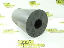 GRAY PVC CORED ROUND STOCK PLASTIC 4-1/2