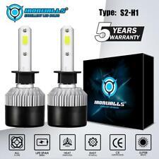 IRONWALLS H1 1800W 270000LM CREE LED Headlight Kit Hi/Low Beam Bulb 6000K Power